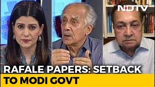 Supreme Court To Examine 'Stolen' Rafale Papers: Setback For BJP?