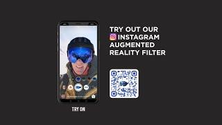 Phantom Lens Winter Augmented Reality Experience