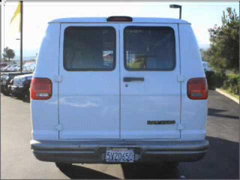 1998 Dodge Ram Van 3500 Vacaville Ca