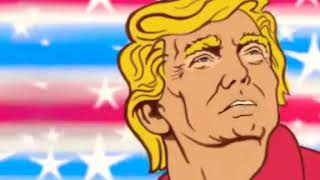 He-man Trump- what's going on meme
