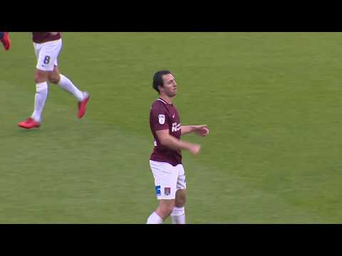 HIGHLIGHTS: Northampton Town 2 Oldham Athletic 1
