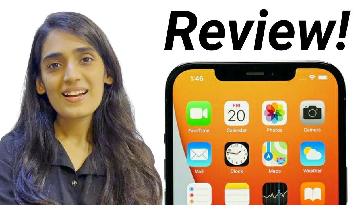 iPhone 12 Pro Max Long Term Review - Jahnavi Pandya!