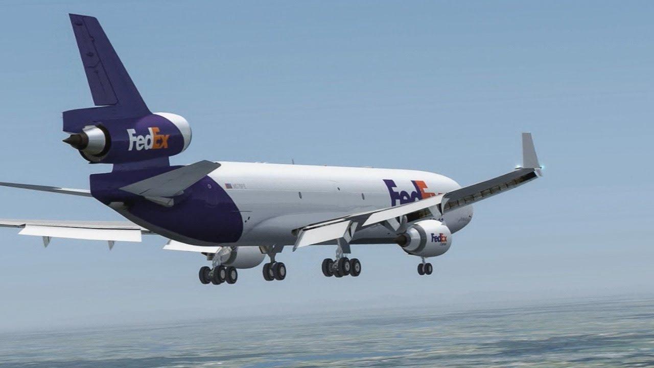 Surviving An Upside Down Crash Landing Md 11 Crash Fedex