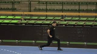 Видео дня: Спортивная команда, спортивный тренер 👌🔝