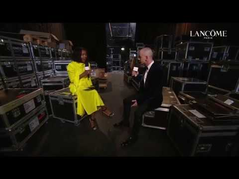 Josef Salvat - Interview Lancôme Stars & Dinner Monaco