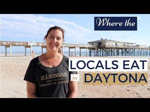 Visiting Daytona Beach (BEST Places To Eat In Daytona) Food Advice