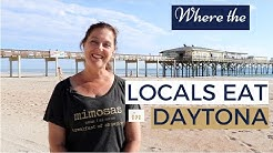 Visiting Daytona Beach (BEST Places to Eat in Daytona) Food Advice