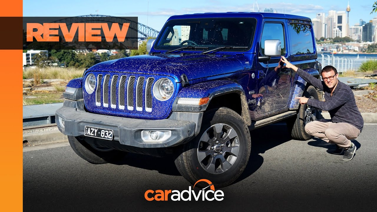 2019 Jeep Wrangler Overland Review Youtube