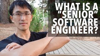 "What is a ""senior"" software engineer?  The difference between junior and senior engineers."