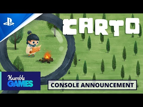 Carto | Announcement Trailer | PS4