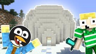 Dansk Minecraft - Modded #5: EN SYG IGLO!!