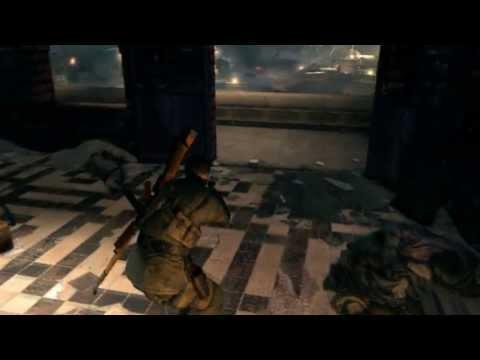 Sniper Elite v2 Base de lanzamiento de Kopenick