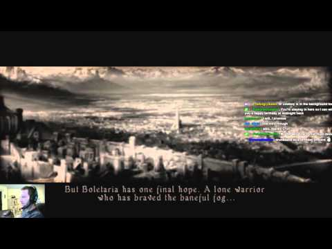 Demon's Souls Drunkthrough - Part 1: The Nexus