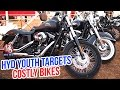 Hyderabad youth interested in costly bikes - V6 News (06-05-2015)