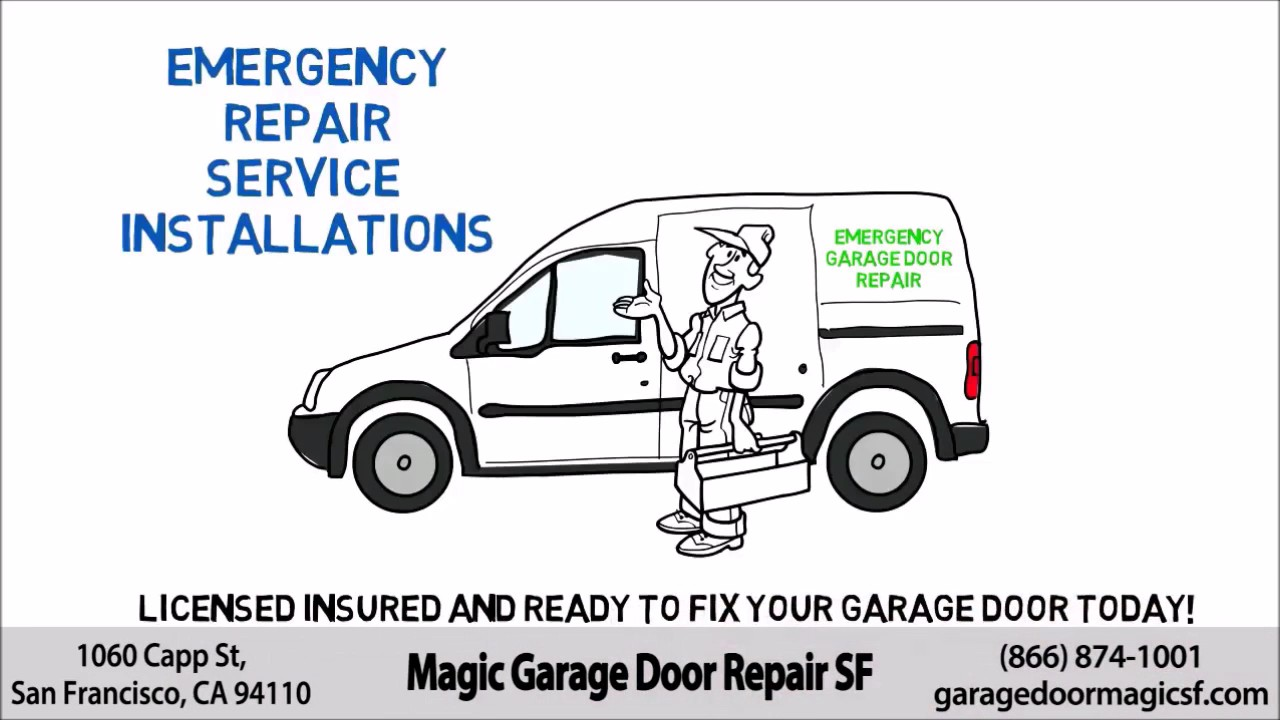 29 Garage Door Repair San Lorenzo Ca 510 830 1633 Youtube
