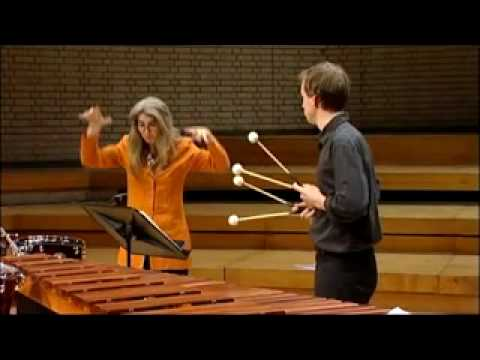 Evelyn Glennie Percussion Masterclass extract
