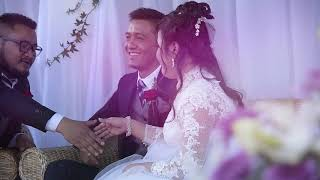 Maggie & Sawmdawnga Wedding Video Clip,Music : Rascal Flatts - Bless the Broken Road