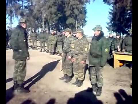 Обязанности дневального. Армия.