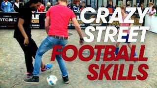 Crazy Street football Skills - Easy Man Skills part 1