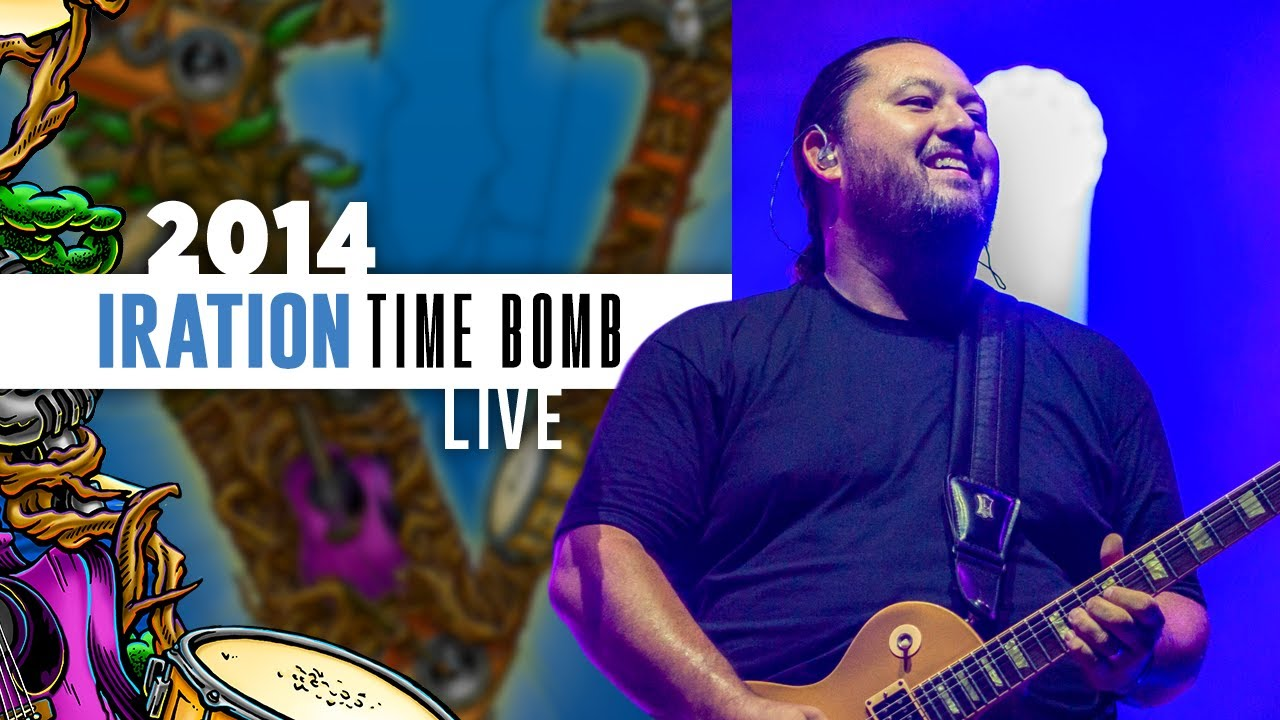 iration-time-bomb-live-2014-california-roots-california-roots