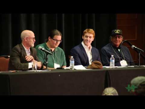 Native American Hemp Panel - Hemp Industries Association Conference