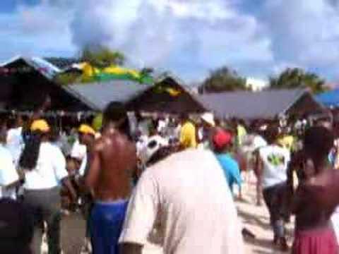 Anguilla Carnival Beach Party