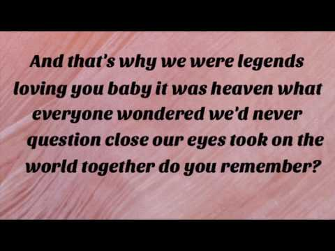 Legends  Kelsea Ballerini Lyrics