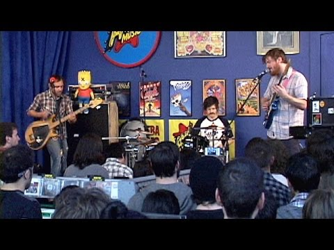 Tera Melos - Sunburn (Live at Amoeba)