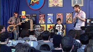 Tera Melos - Sunburn (Live at Amoeba)
