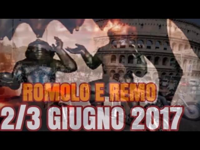 ROMOLO E REMO 2-3 GIUGNO 2017