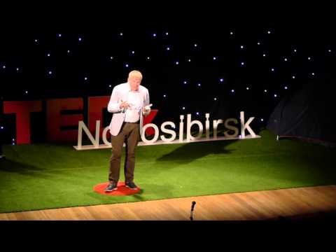 Right on art | Andrey Afonin | TEDxNovosibirsk