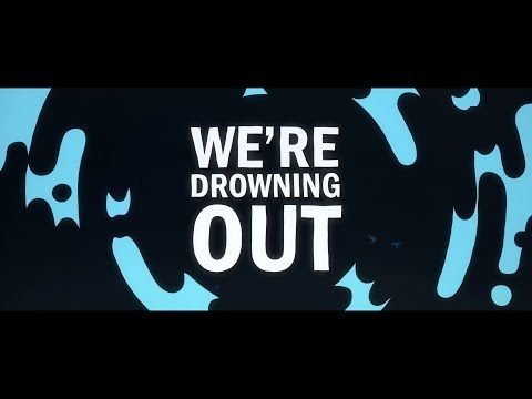 KREAM & Clara Mae - Drowning [Official Lyric Video]