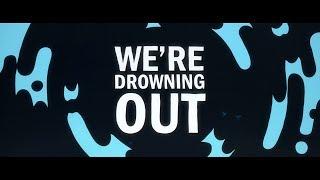 KREAM & Clara Mae - Drowning [Official Lyric Video]