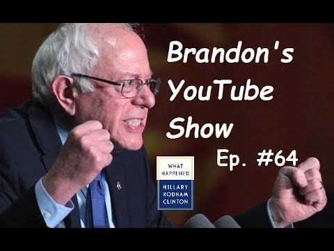 Bernie RESPONDS to Crooked Hillary - 2Pac on Progressives - And WWE News (B.Y.S #64)
