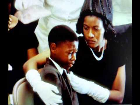 Judy Collins MEDGAR EVERS LULLABY