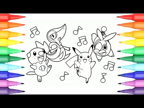 coloring pages pokemon tepig coloring - photo#21