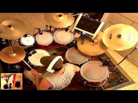 Bryan Adams - Somebody Drums Cover