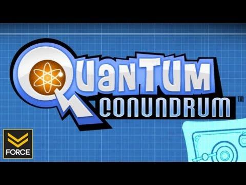 Quantum Conundrum (Gameplay)