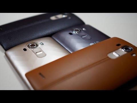 Ревю: LG G4 - класически Android смартфон