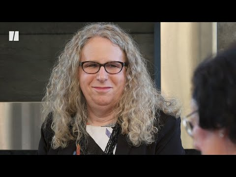 Rachel Levine Makes History As 1st Openly Trans Federal Official ...