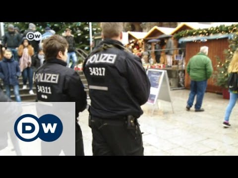 Berlin gets ready for New Year's Eve | DW News