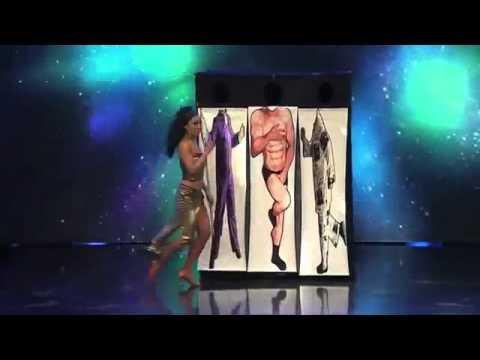 NEW! Book/hire Soul Mystique - New Video from Australia's Got Talent - Semi Finals 2012