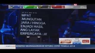 Kompas TV Pemilu Update V (Kompas Siang 8 April 2014)