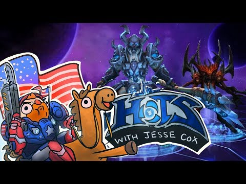Heroes of the Storm - Whirl of the Death Knight