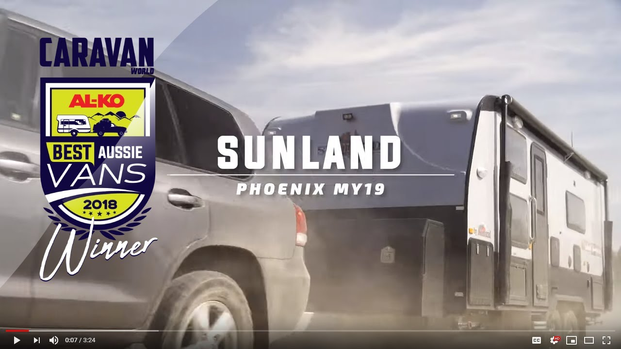 Sunland Caravans - Off Road Caravans Manufacturer   Caravan