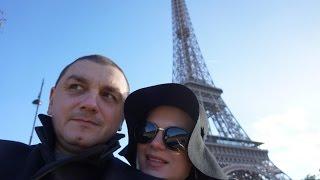 Париж ноябрь 2015 #1 Paris the Journey to Paris in November. part 1(16.11.15 мы отправились в романтическое путешествие в город Париж, где провели несколько незабываемых дней...., 2016-04-24T09:27:51.000Z)