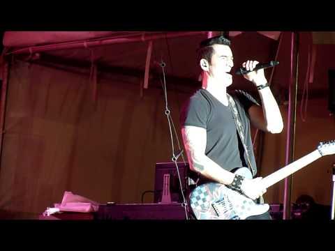 Theory of a Deadman - Santa Monica - Live HD 4-20-13