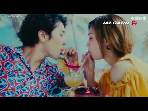 This is how they shoot commercial for Japan JAL Credit Card, incredible work!