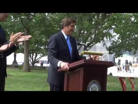 Congressman John Garamendi