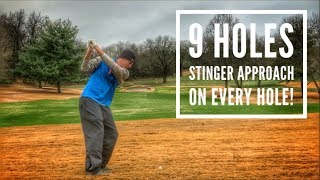 Stinger Approach Shot on Every Hole (Can I Shoot Under Par?) thumbnail